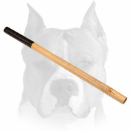 Amstaff Bamboo Stick for Agitation and Schutzhund Training