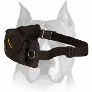 'Swift Reward' Amstaff Nylon Dog Training Pouch