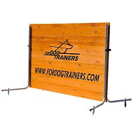 High Quality Schutzhund Wood Jump for Amstaff Training