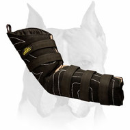 Amstaff Hidden Protection Dog Bite Sleeve for Training