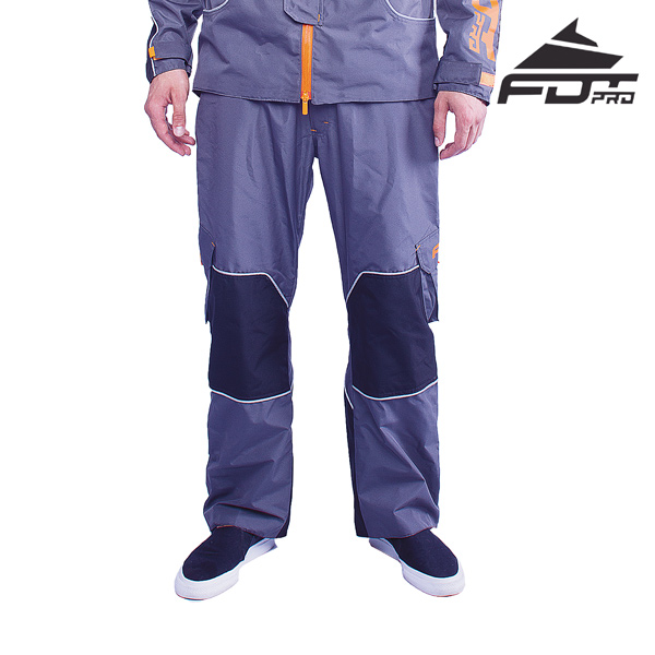 FDT Pro Pants of Grey Color for All Weather