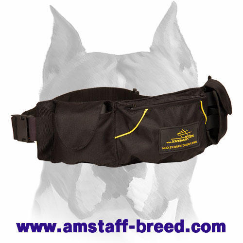 Amstaff Pouch for Keeping Treats
