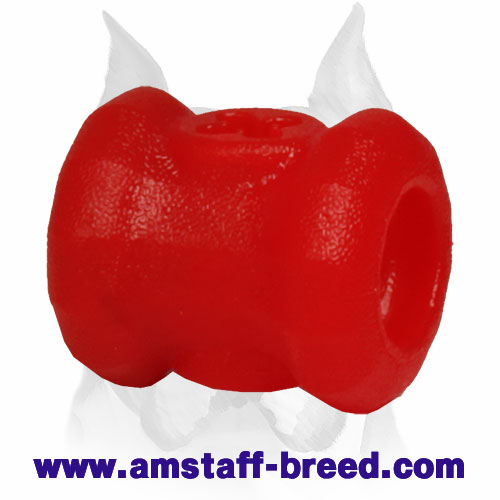 Amstaff Chew Ball for Treat Dispensing