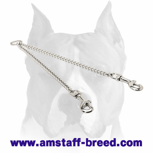Chrome Plated Amstaff Coupler