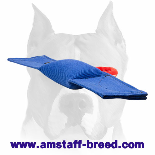 """Pro Guide"" Amstaff Training Pad for Schutzhund Training"