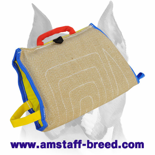 Amstaff Jute Bite Sleeve For Basic and Advanced Training