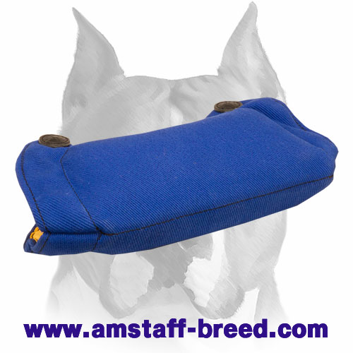 Amstaff French Linen Puppy Bite Builder for Basic Training