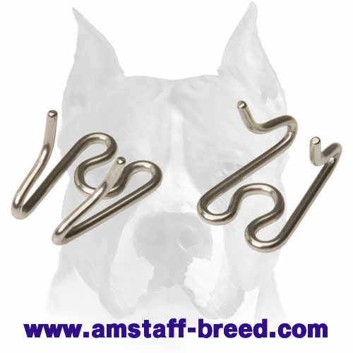 Stainless Steel Extra Links for Amstaff Pinch Collar