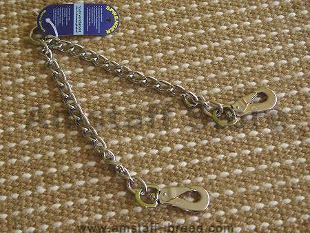 dog leasg- copulper dog leash for 2 dogs